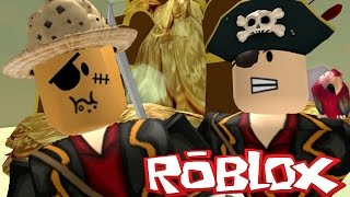 ESCAPE THE TREASURE ISLAND! | Roblox Obby!