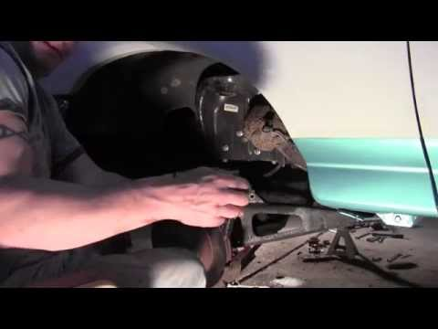 how to change a u joint ford f150