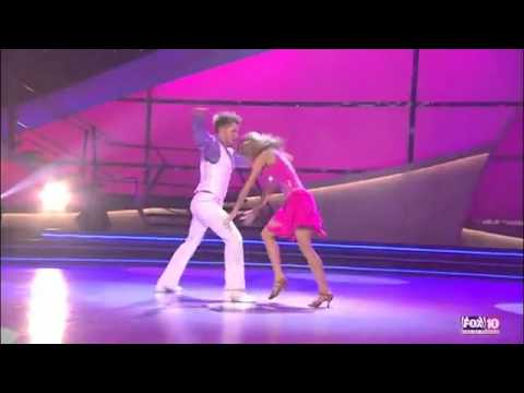 Heidi & Travis - disco - SYTYCD-USA-s2