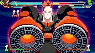 DRAGON BALL FIGHTER Z - All NEW Character Transformations and Ultimate Attacks 2017 ( DEMO )s