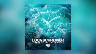 Luca Schreiner - Time Is Up feat. Mick Fouse (Cover Art)