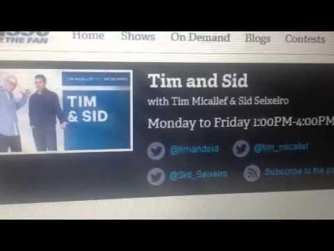 Tim & Sid horns