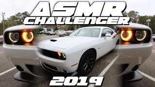 ASMR | 2019 Dodge Challenger HEMI - EPIC SOUNDS OF AMERICAN MUSCLE | Exhaust & Motor Sound | REVIEW