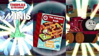 Thomas and Friends Minis - WOW 3 Surprises! Sea Serpent + Volcano Rush + Steel James ★ iOS/Android