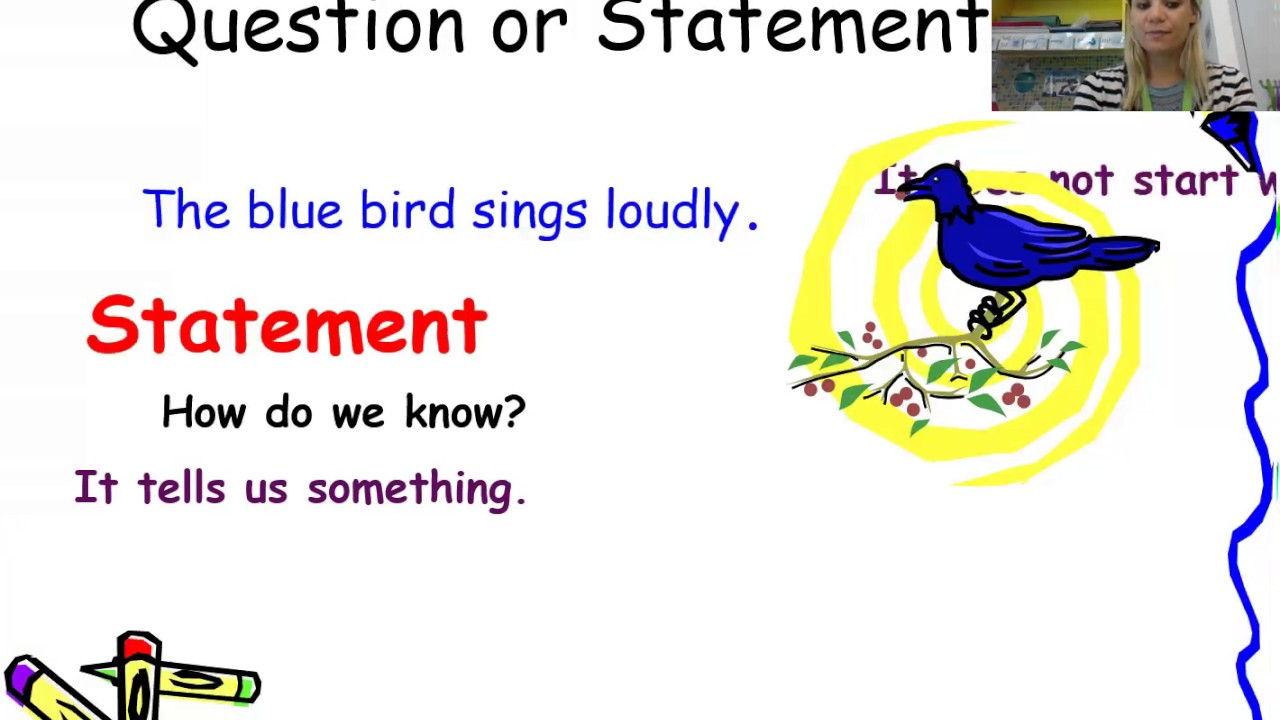 Year 2 - Statements and Questions - YouTube [ 720 x 1280 Pixel ]