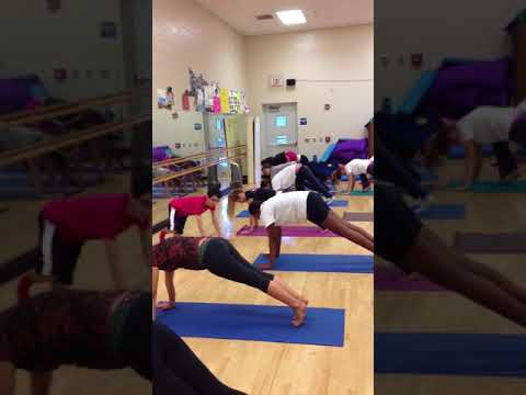 EVERY BODY (EVERYBODY) can practice and teach yoga!