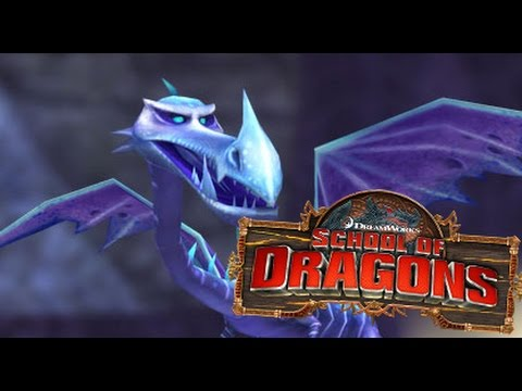 School of Dragons: Dragons 101 - The Shivertooth - YouTube