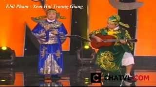 Chí tài solo đàn với giáo sư Cù Trọng Xoay