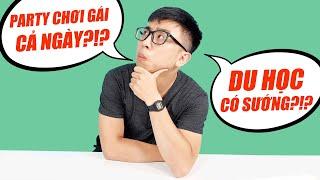 #Gossh!t | Những điều DU HỌC THẬT SỰ DẠY MÌNH! | Tân 1 Cú