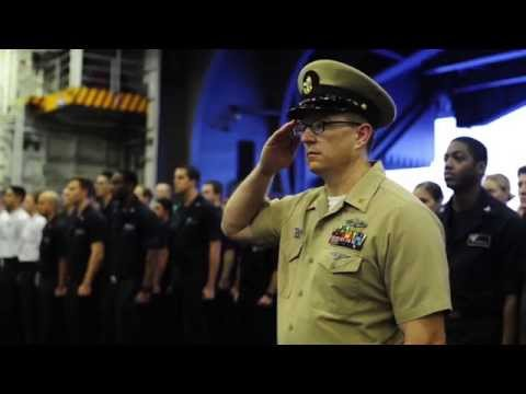 "USS Carl Vinson's ""The 70"" - Episode 2"