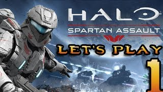 Halo: Spartan Assault | Let