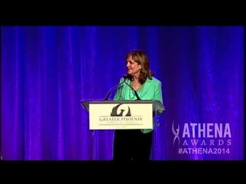 2014 ATHENA Acceptance Speech: Tammy McLeod