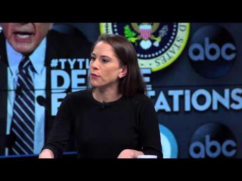 Bernie Sanders On Climate Change: ABC News Democratic Debate