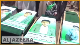 🇾🇪 Saada attack: Mourners vented anger against Saudi, UAE |Al Jazeera English