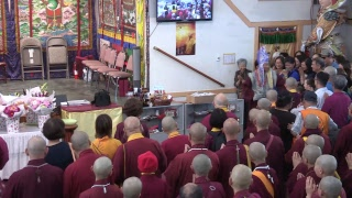 2017.8.27 The Teachings of Lamdre by Living Buddha Lian-Sheng