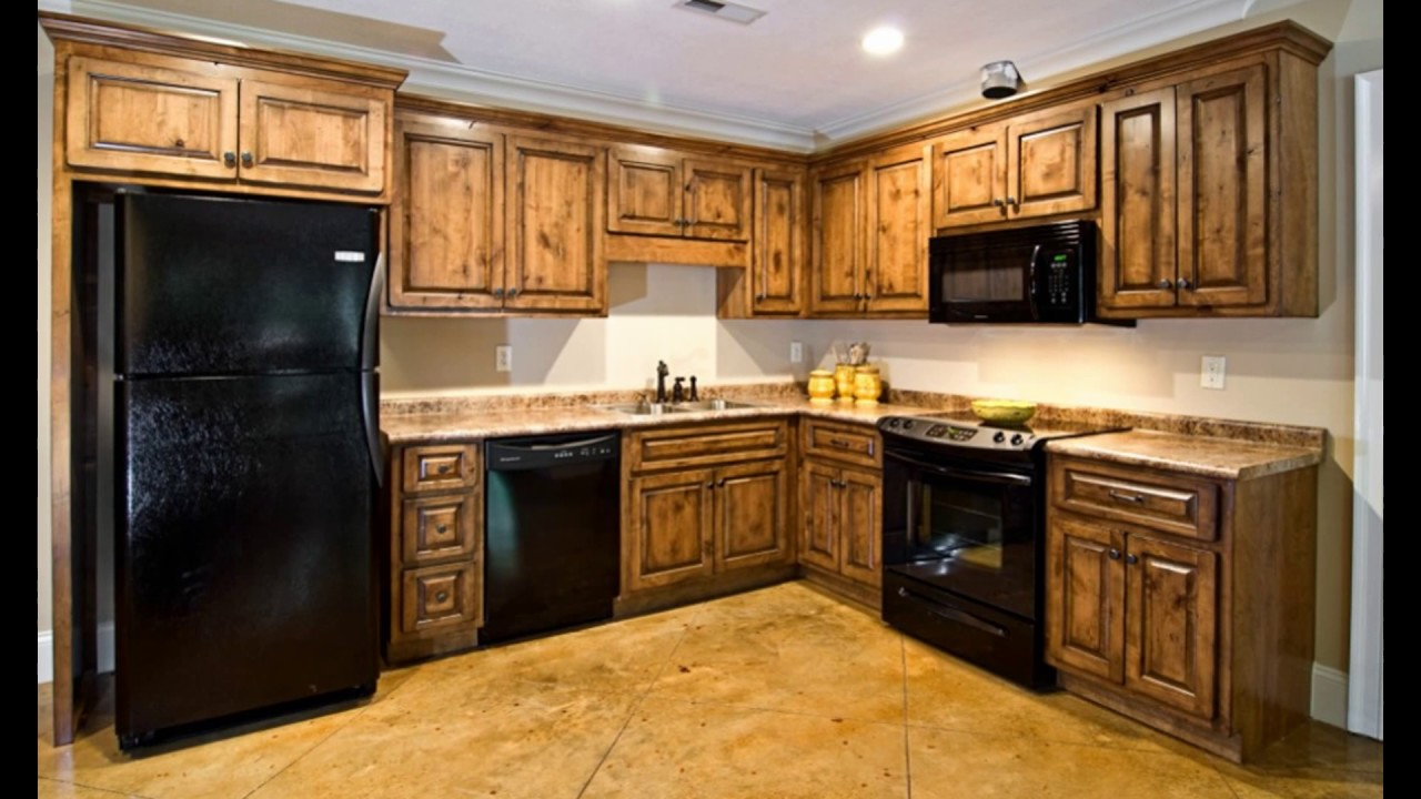 Remarkable Distressed Kitchen Cabinets Ideas