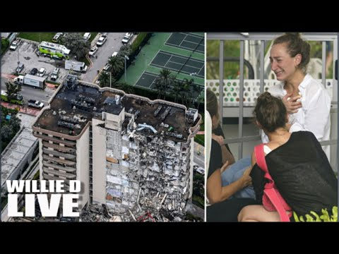 'We're Gonna Die': Residents of Florida Condo Recount Collapse