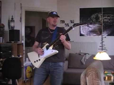 AIRBOURNE OVERDRIVE.MOD COVER NUMBER BY BRIAN BLOM