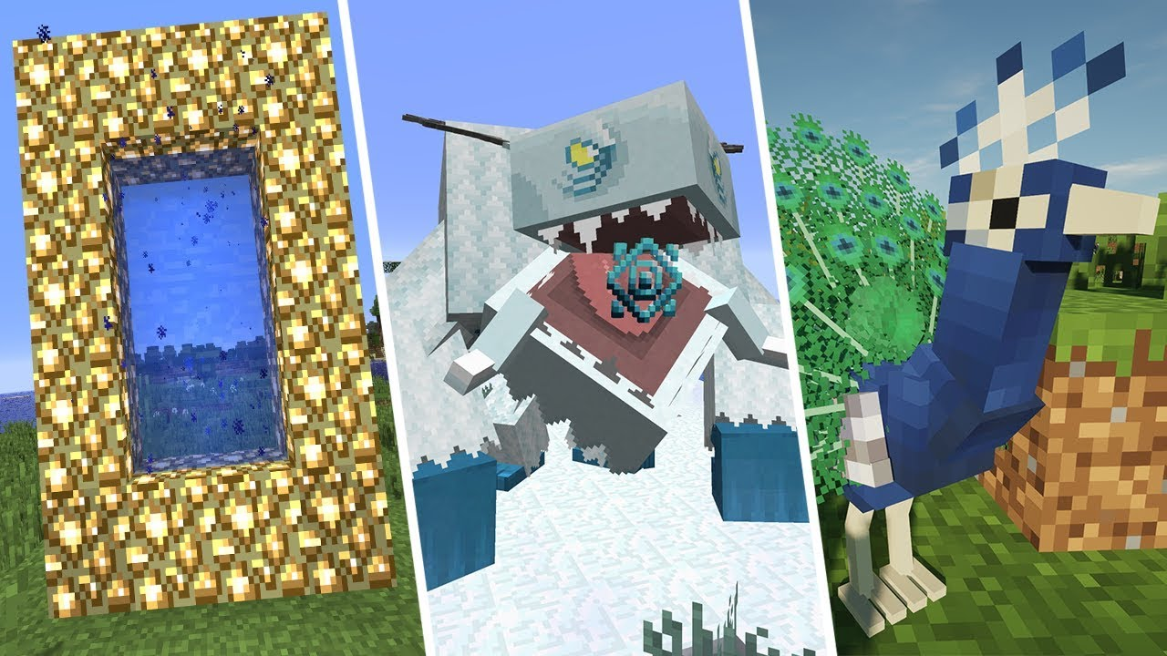 Minecraft Mods That Should Be Included In The Game