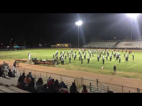 """Canyon Springs High School Field Show 2016 """"The Planets"""""""