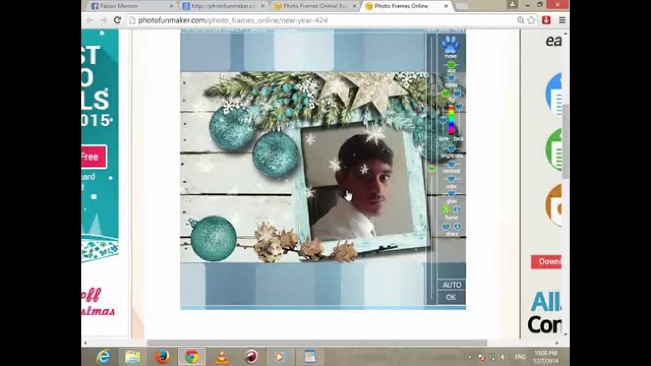 How to photo editor frame online free english urduhindi youtube how to photo editor frame online free english urduhindi jeuxipadfo Images