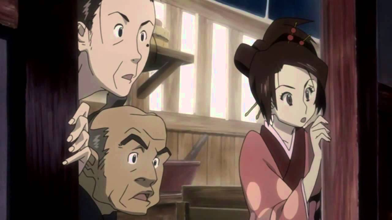 samurai champloo english dub download