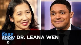 Dr Leana Wen - Planned Parenthood  Fighting the Politicization of Health Care  The Daily Show