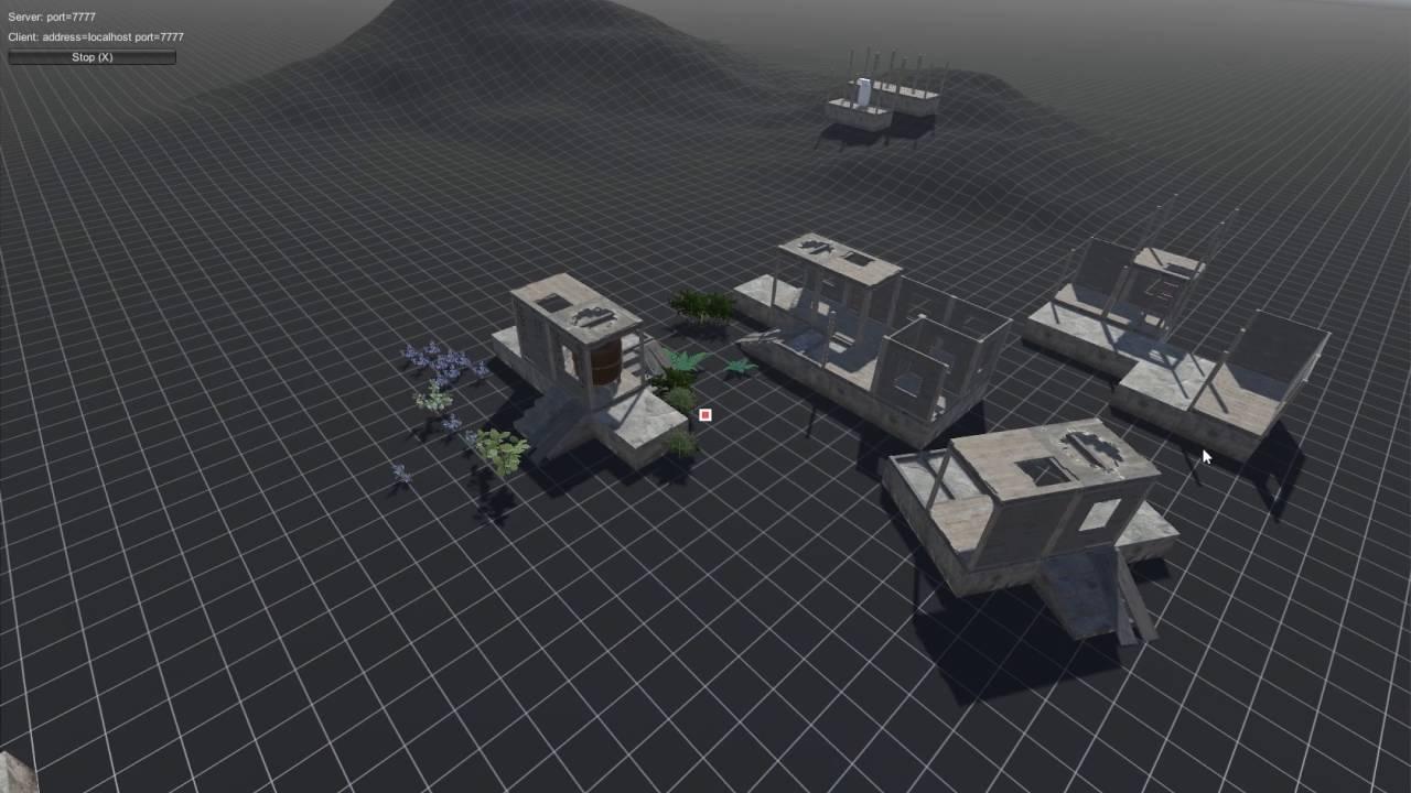 Basic Unity Multiplayer Base Building System – Max Kruf