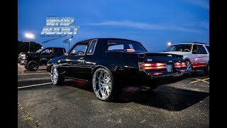 WhipAddict: Buick Grand National on Forgiato Maglia 24s, 7 Inch Lips, Custom Interior, Sunroof