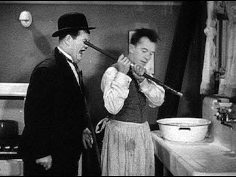 #Helpmates - #Laurel & #Hardy