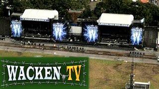 Wacken Open Air 2015 - Best of Aerial Shots