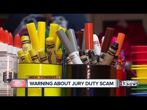 Teacher almost falls victim to jury duty scam