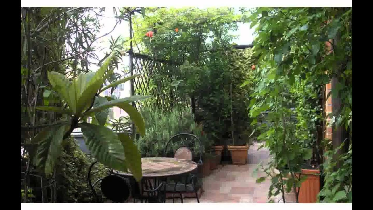 Giardino terrazzo nuovi youtube - Terrazzo giardino ...