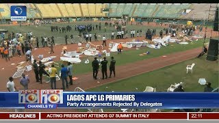 APC LG Primary Election Turns Violent In Lagos