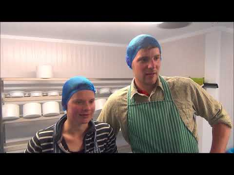 The Farmer Network Business Support for Young People - Tom & Claire Noblet