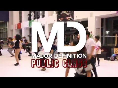 MAJOR DEFINITION | PUBLIC CLASS | Breani Williams | @Ludacris - What's Your Fantasy |
