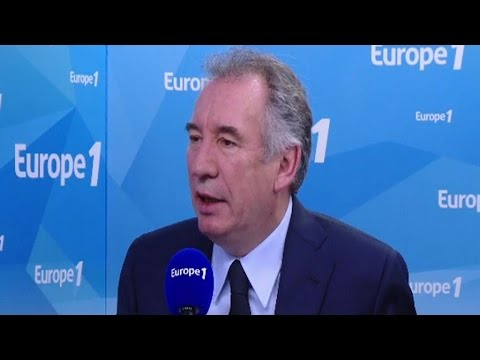 """François Bayrou : """"J'ai le temps et je suis libre !"""""""