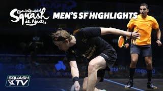 Squash: Men\'s SF Roundup - Squash de Nantes 2018