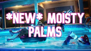 *NEW* FORTNITE UPDATE! NEW MOISTY PALMS LOCATION! NEW SEASON 11 MAP LEAKED! (Fortnite Battle Royale)