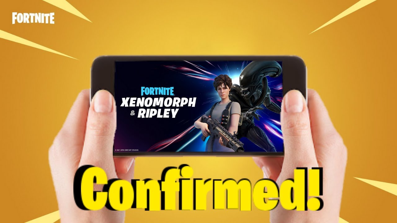 FORTNITE MOBILE IOS APPSTORE 2021 100% CONFIRMED RETURN RELEASE DATE! (FORTNITE MOBILE COMING BACK)