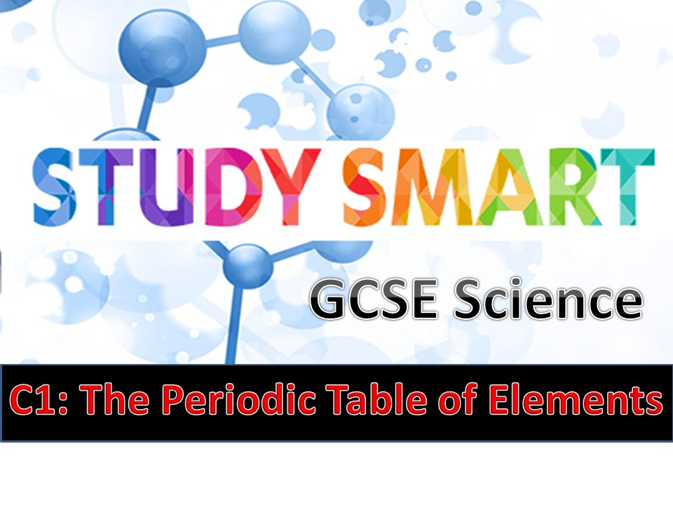 Periodic table bbc bitesize ocr periodic table periodic table of c2 the periodic table of elements edexcel youtube urtaz Gallery