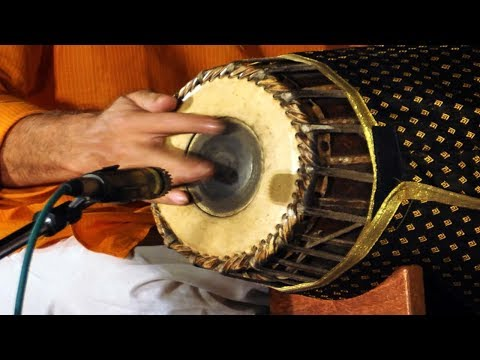 Melodies In Mridangam Music – Carnatic Classical Instrumental – Dr.T.V.Gopalkrishnan