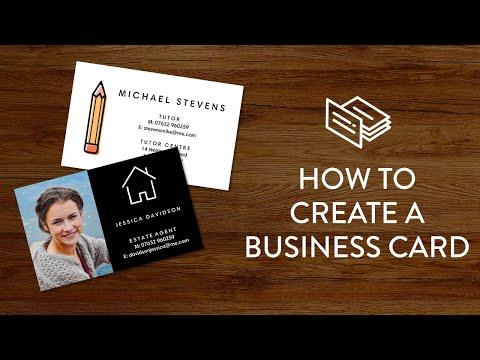 Introducing Snapfish Business Cards