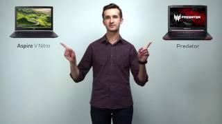 Как выбрать ноутбук(Какие ноутбуки Acer существуют? Что выбрать для учебы, а что для игр? Ищите ответы на все вопросы в этом видео!..., 2016-08-31T19:26:08.000Z)