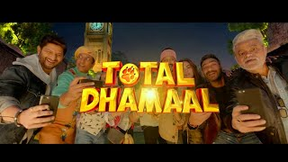 TOTAL DHAMAAL | Official trailer 2019 HD | BOLLYWOOD COMEDY MOVIES HD
