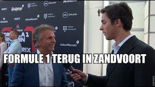 Max Verstappen en Formule 1 naar Zandvoort in 2020