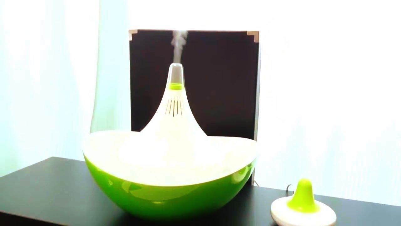 INBYTE MIRO CleanPot Clean Humidifier Floating Water CP15JP Green