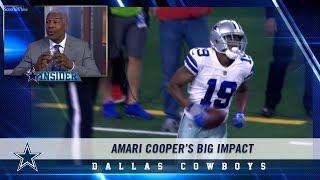 Cowboys Insider: Amari Cooper's Impact on Cowboys | Dallas Cowboys 2018