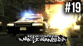Need for Speed Most Wanted 2005 Gameplay Walkthrough Part 19 - HEAT LEVEL 5 PURSUIT