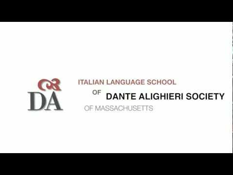 Students at Dante Alighieri Italian School in Cambridge, MA.